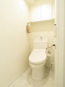 レヂオンス大山 ウォシュレット付きトイレ