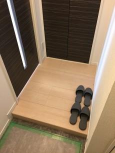 カサベルド富士見 玄関