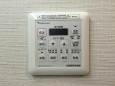 東京マスタープレイス バスルームスイッチ
