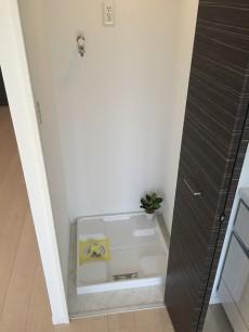 カサベルド富士見 洗濯機置場