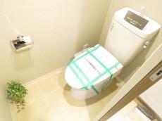 セブンスターマンション大森 ウォシュレット付きトイレ