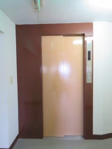 セブンスターマンション大森 エレベーター