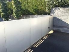 ガーデンコート成城UNITED CUBES ゲート