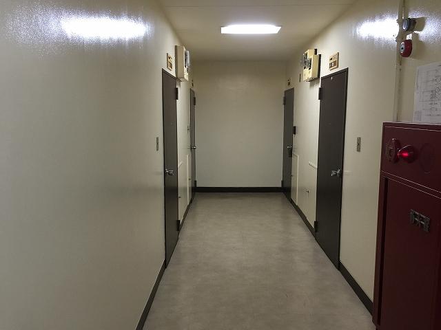 ハイライフ高田馬場 内廊下