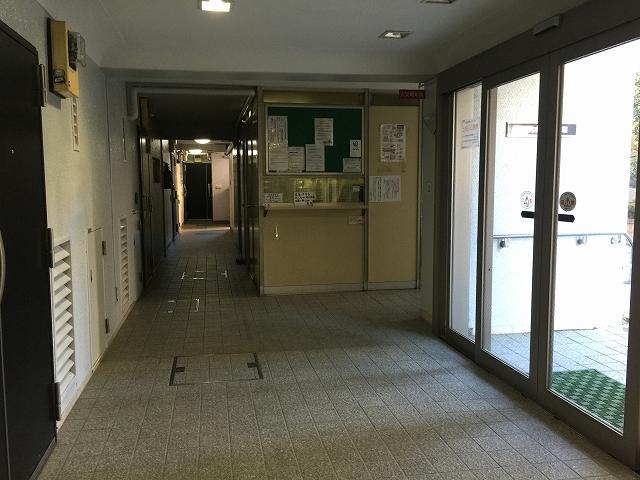 シャンボール荻窪 エントランスホール