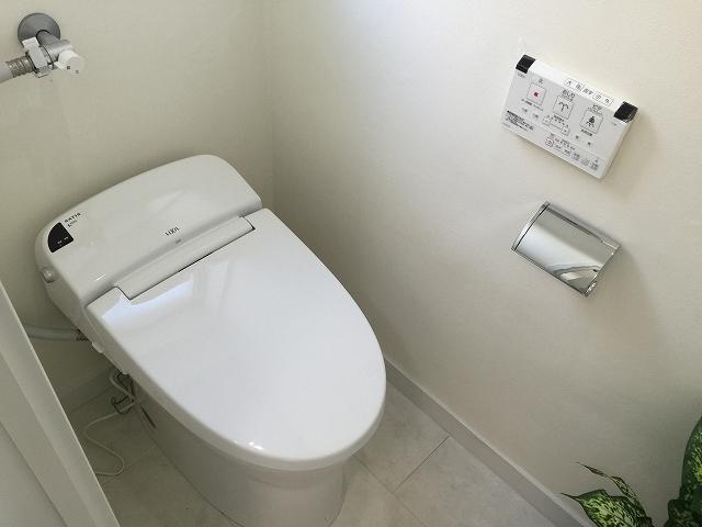 ハイライフ高田馬場 トイレ