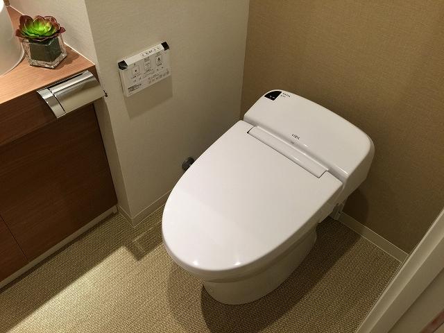 クランツ経堂 トイレ
