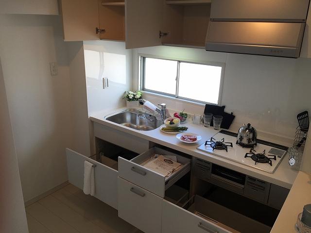 日興マンション新中野 キッチン