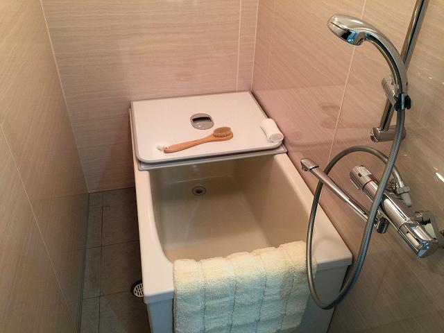 日興マンション新中野 バスルーム