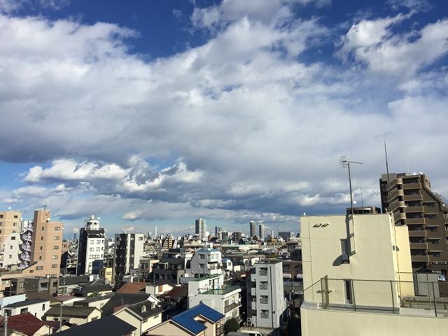 日興マンション新中野 眺望