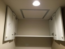 ガーデン堀ノ内住宅 トイレ収納
