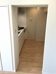 ガーデン堀ノ内住宅 キッチン