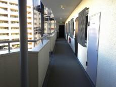 シーアイマンション駒場 6F外廊下