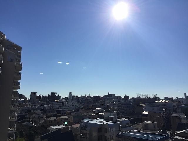 シーアイマンション駒場 眺望
