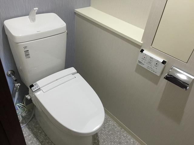 クレアシティ上北沢 トイレ