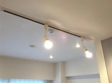 パシフィック白金台 キッチン照明