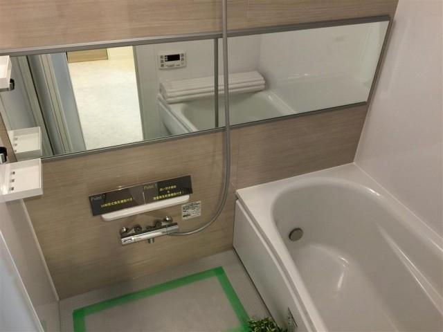 成宗マンション バスルーム