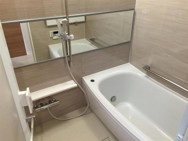 玉川サンケイハウス バスルーム