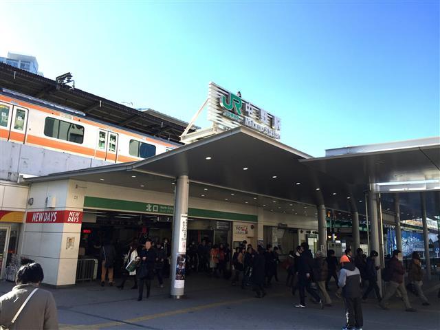 中野ハイネスコーポ 中野駅