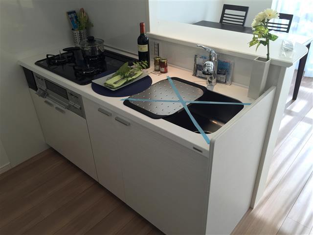 中野ハイネスコーポ キッチン