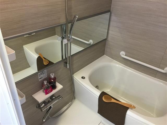 中野坂上マンション バスルーム