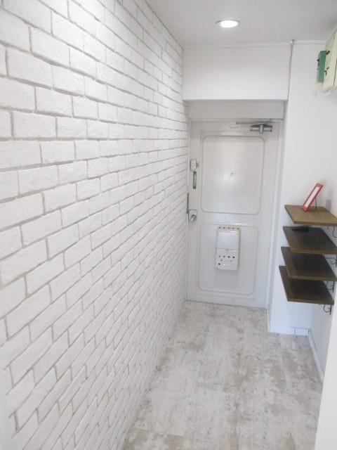 中野日興マンション (7)玄関
