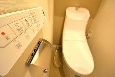 ライオンズマンション上北沢502号室 トイレ (1)