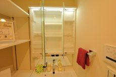 ライオンズマンション上北沢502号室 洗面