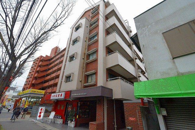 ライオンズマンション上北沢502号室 外観 (1)