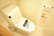 シャトレー五反田 ウォシュレット付きトイレ