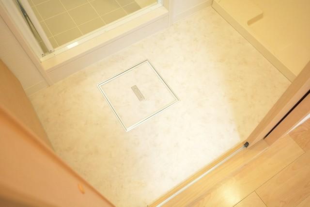 シャトレー五反田 洗面室