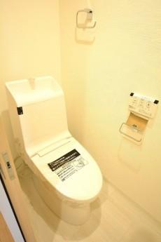 大井町ハイツ ウォシュレット付きトイレ