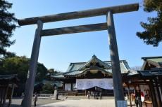 桔梗ハイツ一番町 靖国神社