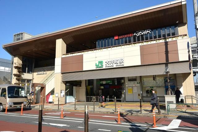 大井町ハイツ 大井町駅