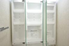 明大前フラワーマンション 洗面化粧台