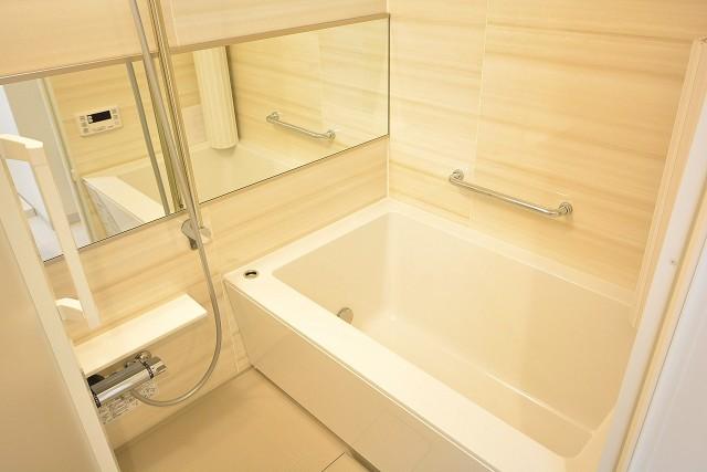 マイキャッスル大井町Ⅱ バスルーム