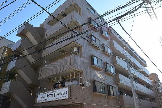 マイキャッスル大井町Ⅱ 外観
