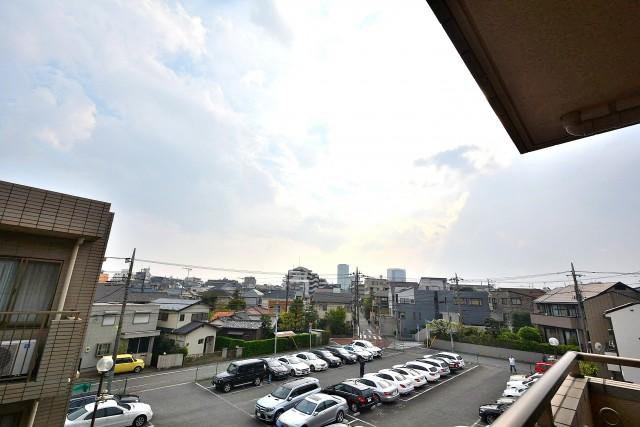 パークハイム世田谷上野毛 バルコニー眺望