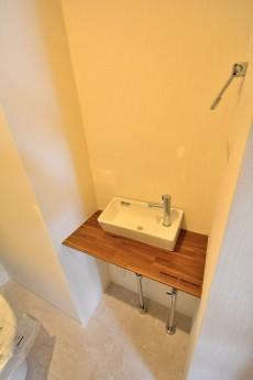 パークハイム世田谷上野毛 トイレ