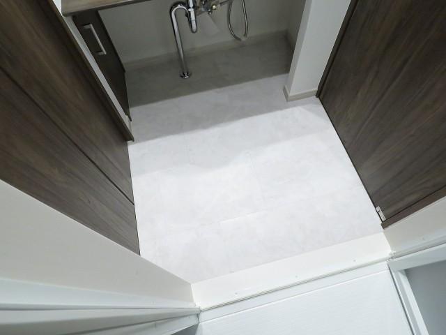 赤坂南部坂ハイツ 洗面室