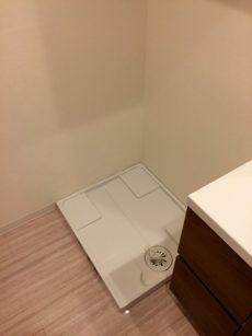 赤堤スカイマンション 洗濯機置場