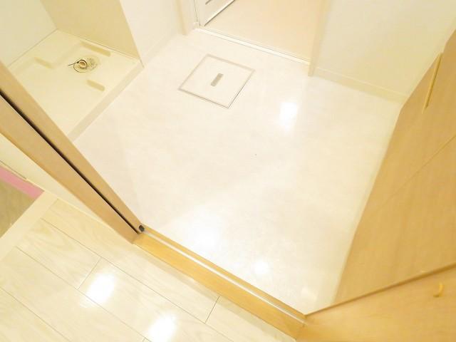 柿の木坂パレス 洗面室
