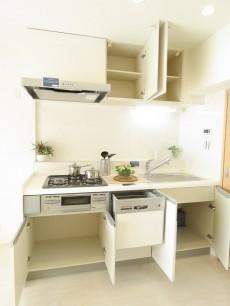 柿の木坂パレス キッチン