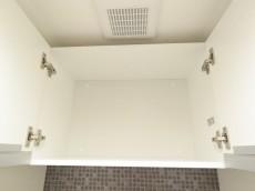 ライオンズマンション元麻布 トイレの吊戸棚