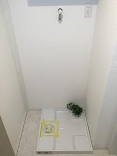 ハイホーム砧公園 洗濯機置場