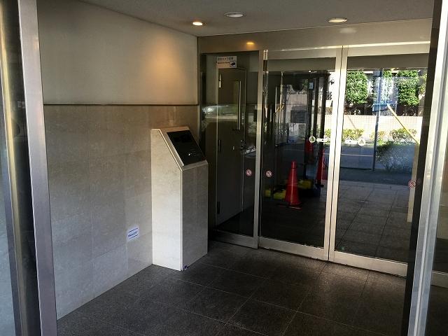 パークハウス世田谷桜丘 エントランスホール