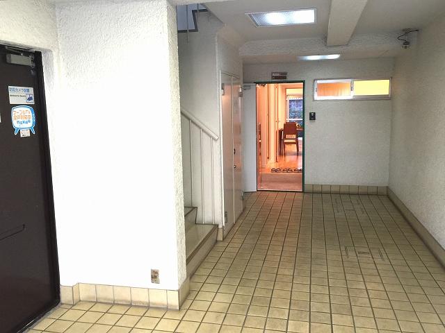 グリーンキャピタル神楽坂 エントランスホール