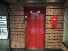 ライオンズマンション上北沢 エレベーター
