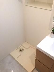 ライオンズマンション上北沢 洗濯機置場