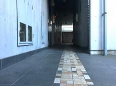 ル・リオン中野坂上 1F廊下
